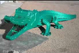 Prescott Alligator