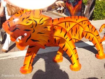 Prescott Tiger